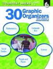 30 Graphic Organizers for the Content Areas Grades 5-8 (PDF+)