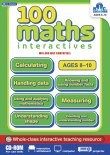 100 Maths Activities: Ages 8-10