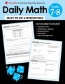 Canadian Daily Math Grade 7-8  (PDF+)