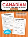 Canadian Character Ed Activities 4-6  (PDF+)