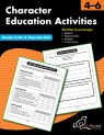 Character Education Activities 4-6 (USA Version) (PDF+)