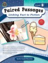 Paired Passages: Linking Fact to Fiction: Grade 8 (PDF+)